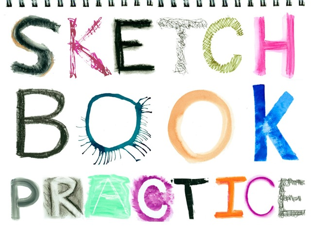 Sketch clipart sketchbook Cliparts The Cliparts Zone Challenge: