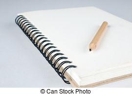 Sketch clipart sketchbook Sketch on book sketch of