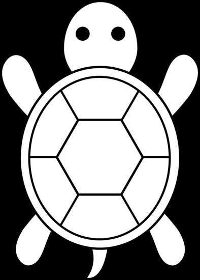 Turtoise clipart simple #2