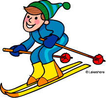 Ski clipart person skiing Free Ski Ski Download Free