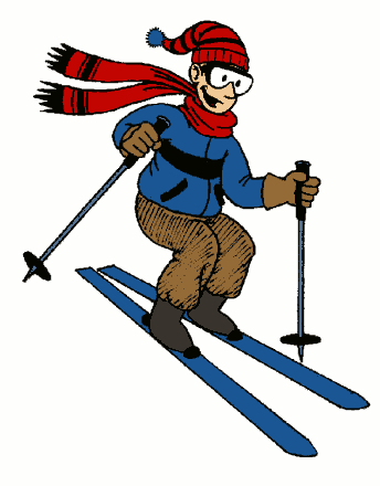 Ski clipart family skiing Free Clipart Clipart clip Info
