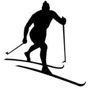 Ski clipart nordic skiing 2008 Cross News Club Ski