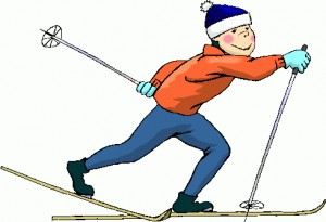 Ski clipart nordic skiing Trail XC Recreation Ski skiing
