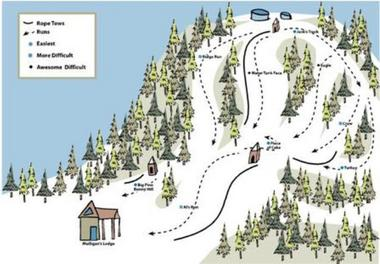 Ski Lodge clipart Michigan (15+) Clip haven grand