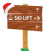 Skiing clipart chairlift Ski Royalty the Art ·