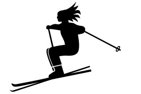 Skiing clipart mountain skiing Skier jpg skier Clipart