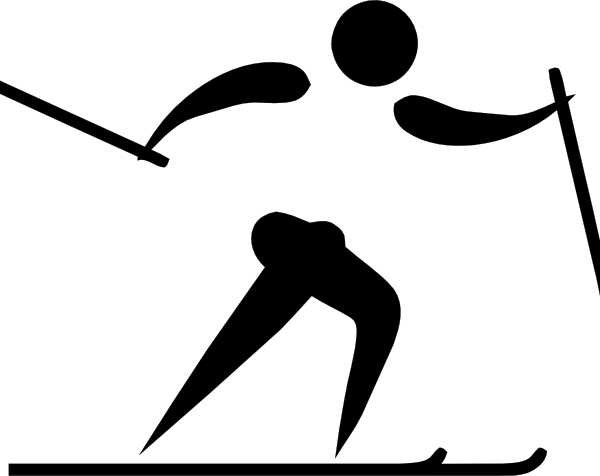 Skiing clipart nordic skiing As: Country Skiing Sports