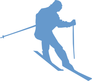 Skiing clipart person skiing Online Clip at clip Art