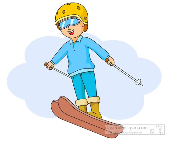 Ski clipart snow skiing Search for Sports  snow