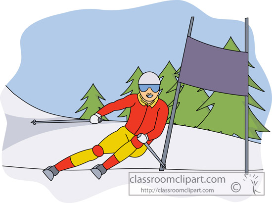 Skiing clipart winter sport From: Results Race Search Results