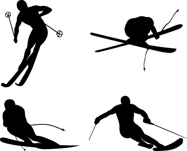 Skiing clipart wipeout Images on SVG about Ski