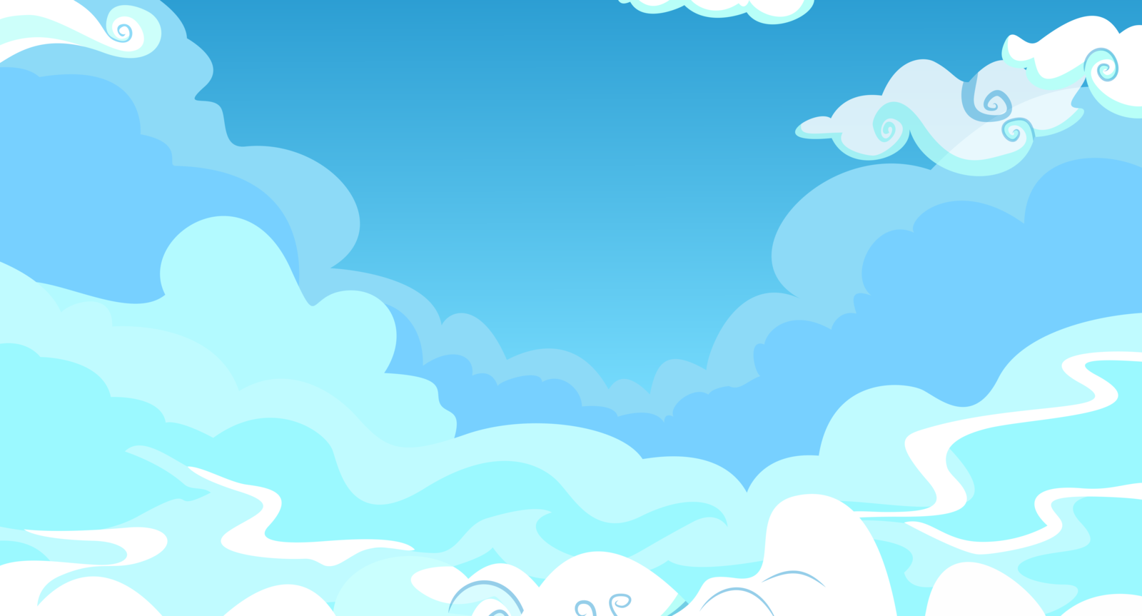 Clouds clipart blue background Images Clipart Blue Clip on