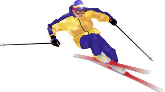 Ski clipart snow skiing Competition%20clipart Competition Panda 20clipart Clipart