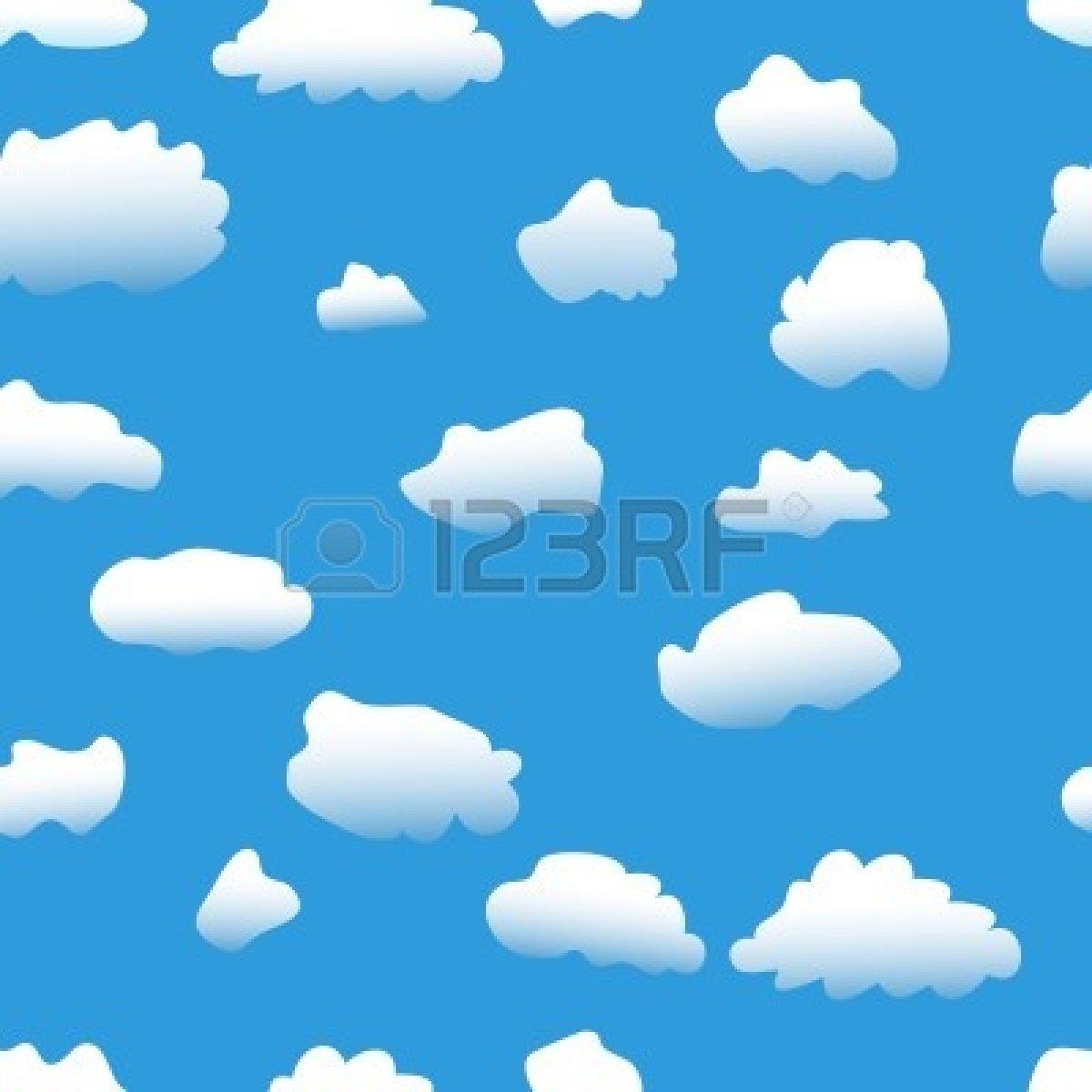 Clouds clipart sky blue Clouds blue%20clouds%20background Clipart Clipart Background