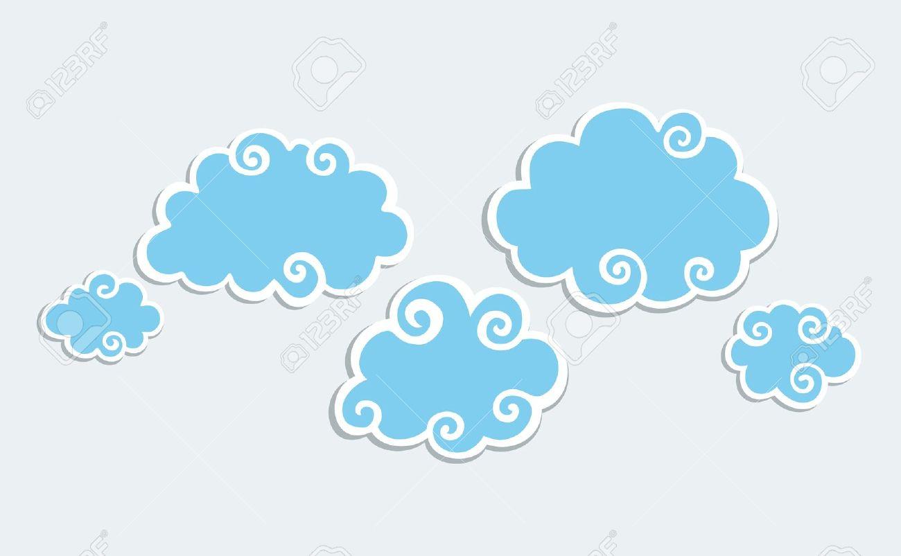 Clouds clipart sky blue #3450 Clipart Blue Clouds Clouds