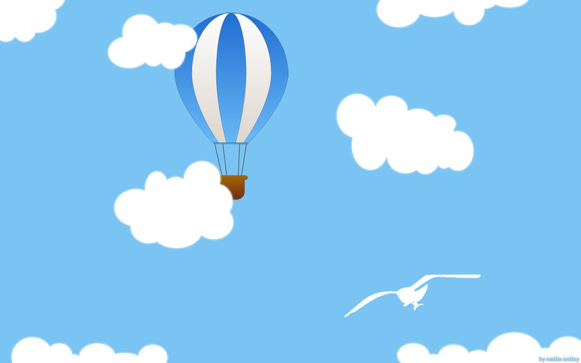 Clouds clipart sky background Blue Clipart Blue Background Background