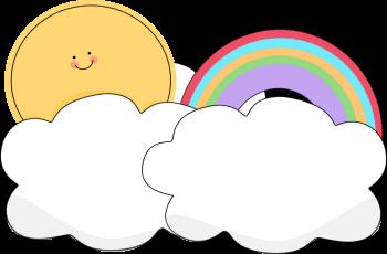 Clouds clipart spring Sky Clip Clipart Clipart Art