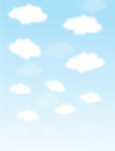 Clouds clipart light blue Clipart Clip Background Art Blue