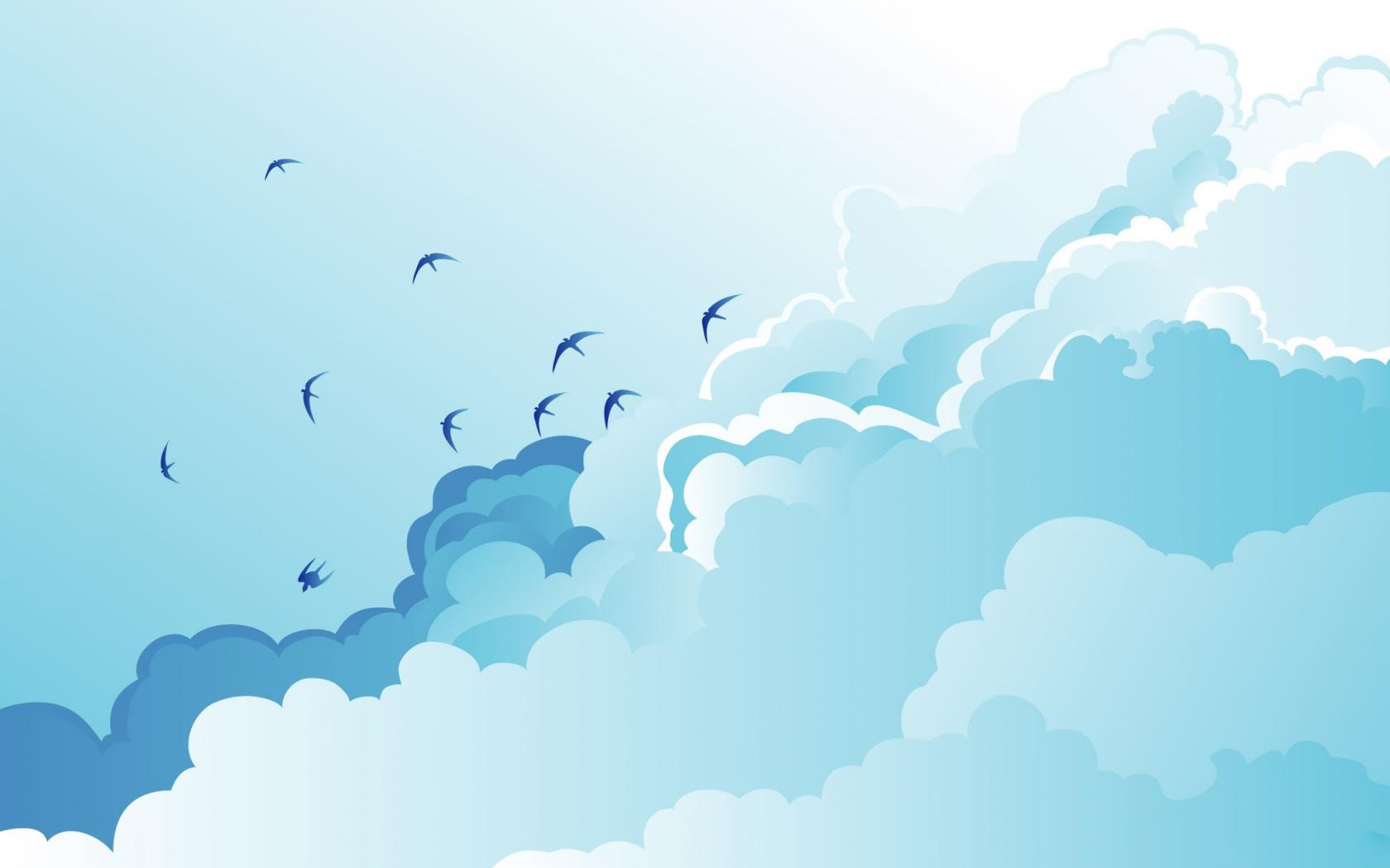 Clouds clipart light blue Collection background Clipart schliferaward Clipart