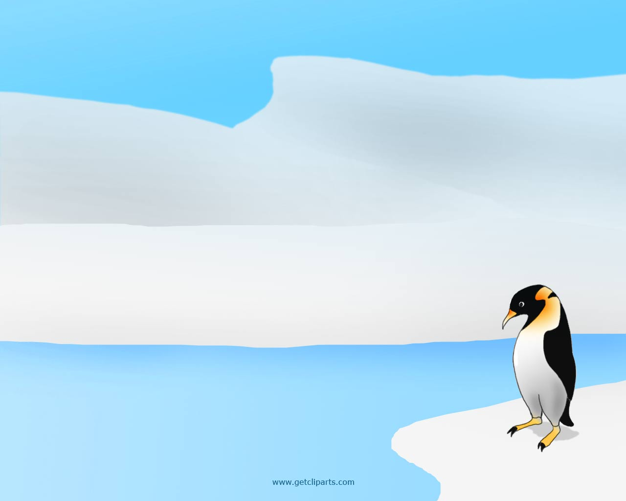 Antarctica clipart background Backgrounds best Pinterest PPT on