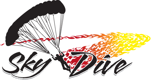 Skydiving clipart parachute jump Online Book Tandem Jump in