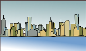 Skyline clipart Melbourne skyline Skyline Download Art