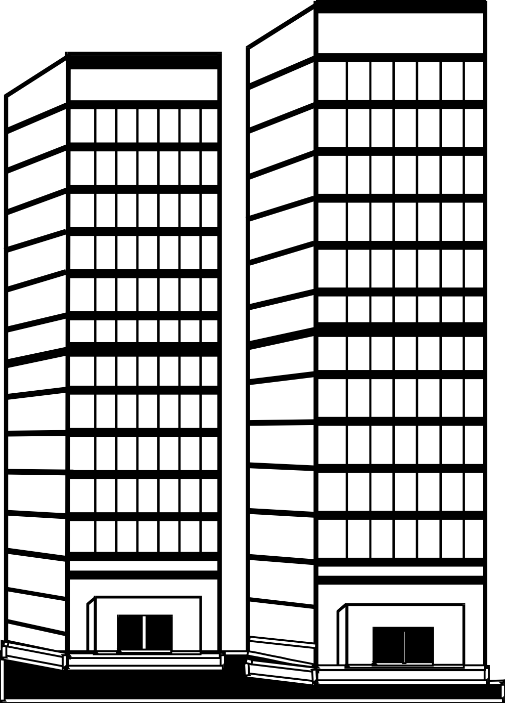Bulding  clipart high building Clipart And Clipart Free Panda
