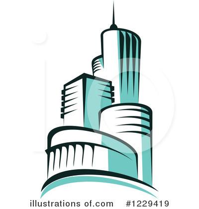 Tower clipart skyscraper #8