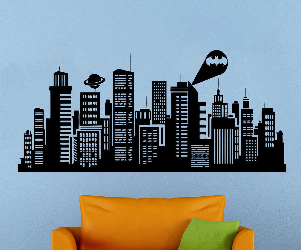 Skyscraper clipart batman Batman Group Online Home Comics