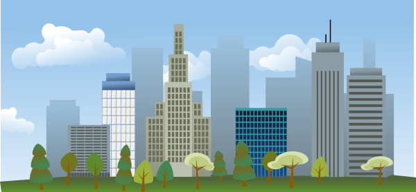 Skyscraper clipart building background Perfect Pinterest of buildings of