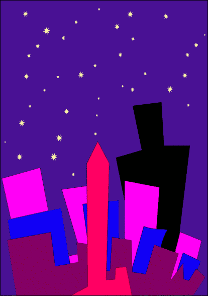 Bulding  clipart night Clip Clipart Free  Clipart