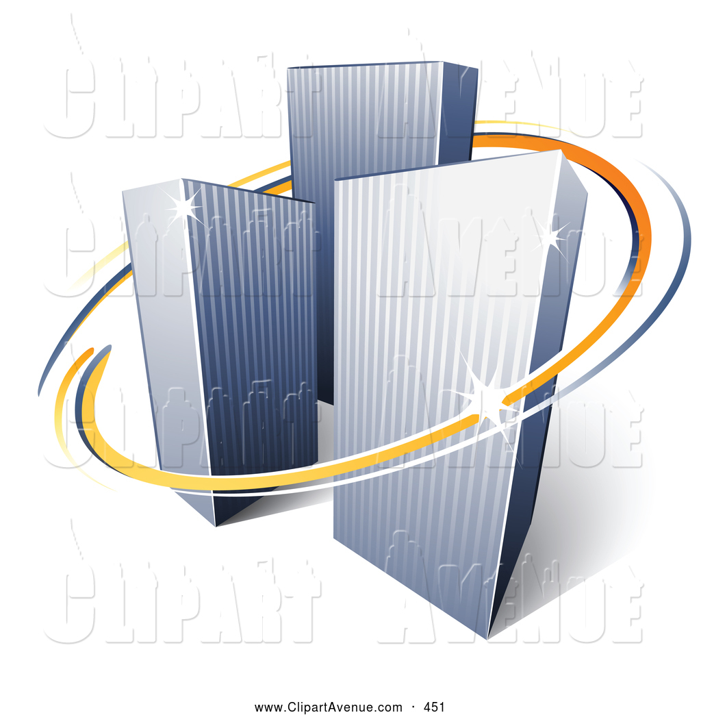 Company Logos clipart business name Stock Tall Name City Circling