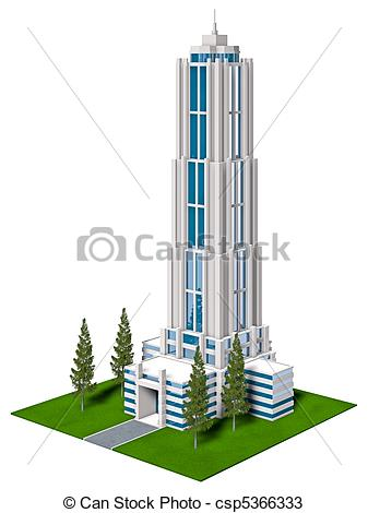 Towers clipart corporation building Building of  building corporate