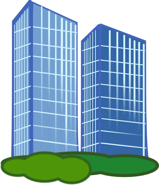 Architecture clipart business building Buildings vector Download at this