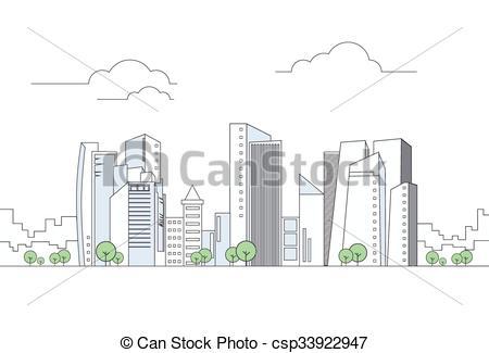 Skyscraper clipart modern city Megalopolis Megalopolis Modern City Modern