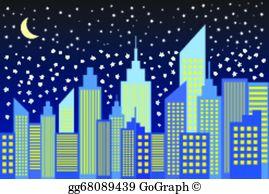 Skyscraper clipart modern city City Skyline; Modern metropolis Modern