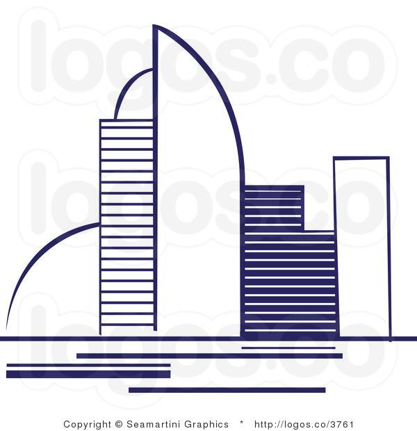 Architecture clipart skyscraper Panda Skyscraper Images Clipart Free
