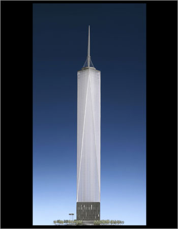 Skyscraper clipart one World Trade new : it