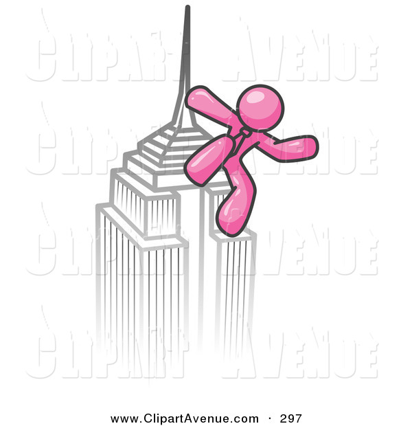 Skyscraper clipart pink Of Clipart King the Pink