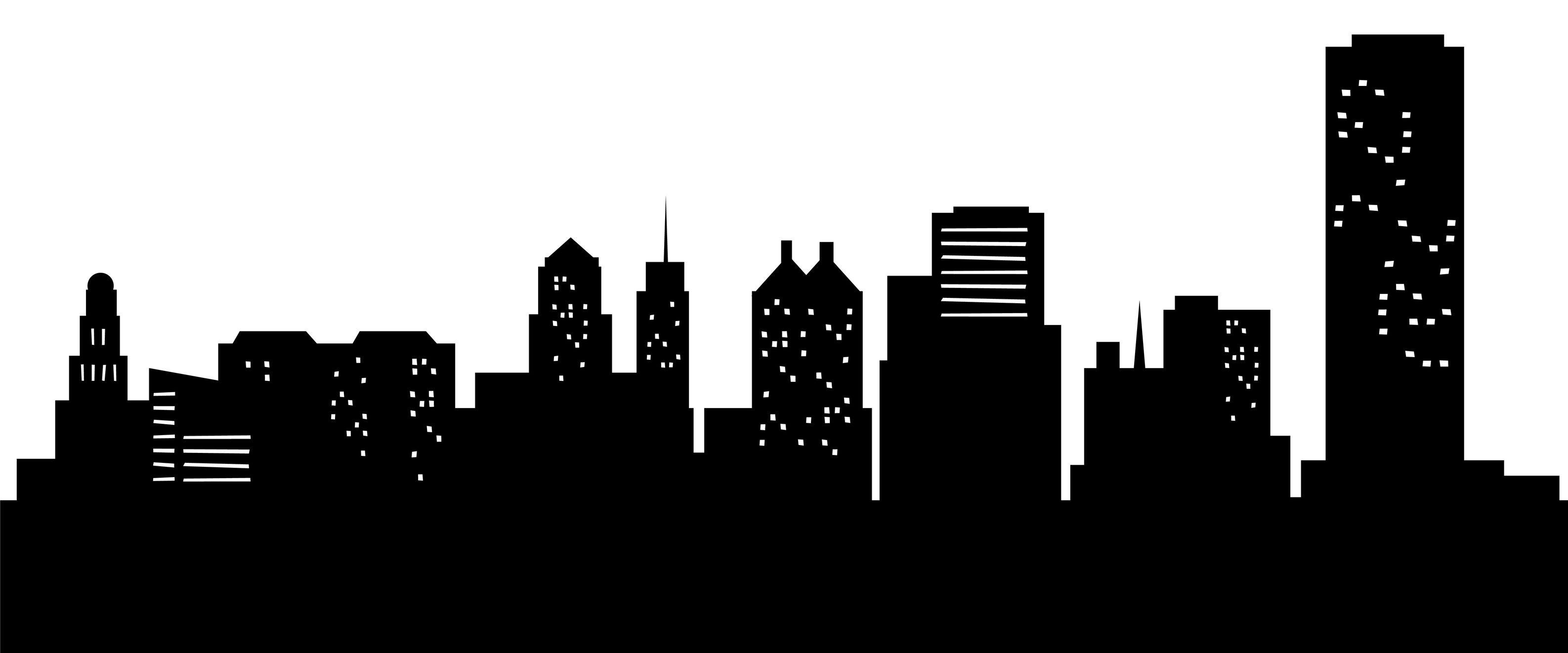 Skyscraper clipart silhouette Clipart clipart clipart Download Download