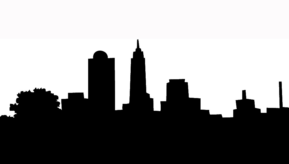 Skyscraper clipart skyline building Art clipart City collection City