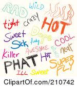 Slang clipart Clipart Slang Word Park Free