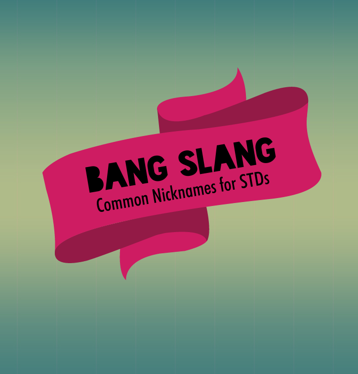 Slang clipart cute Terms Slang: STD Terms Slang