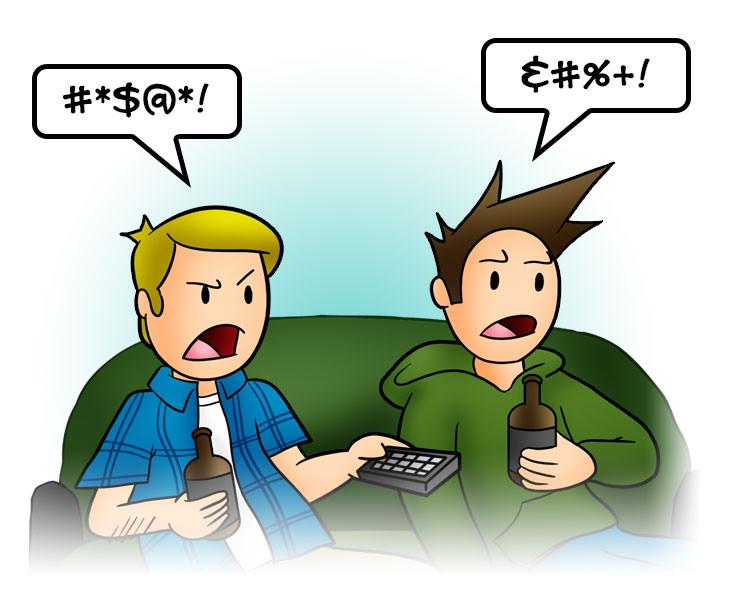 Slang clipart swearing Profanity  Wikipedia