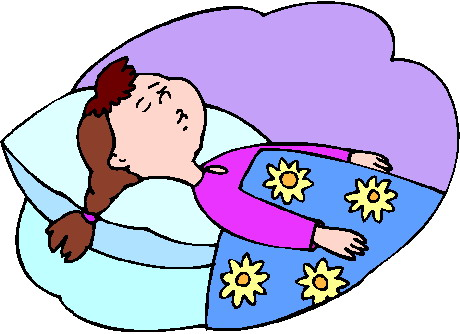 Bed clipart sleepy person Art clipart collection Clip for