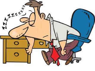 Tired clipart lack sleep #1