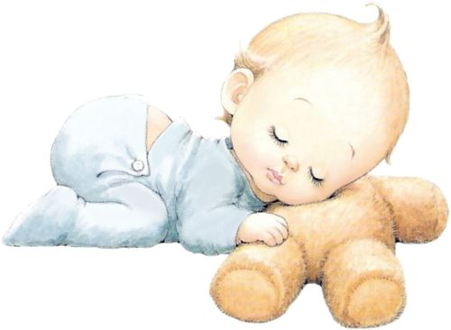 Resting clipart stuffed toy #4