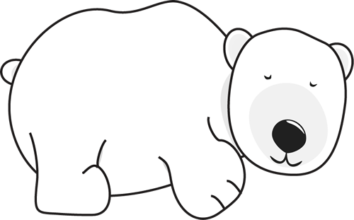 Cave clipart vector Sleeping Bear Bear Clip Bear