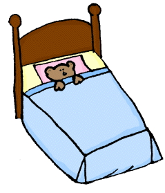 Teddy clipart sleepy Library Clipart Art Sleeping Cliparts