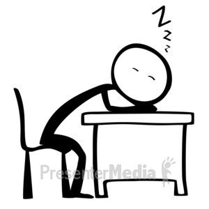 Desk clipart class Clipart Sleep ID# Fall Presentation